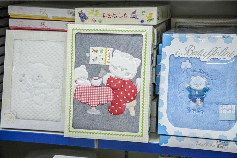 ingrosso pigiami per neonati