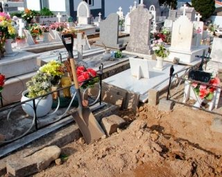 Lavori cimiteriali