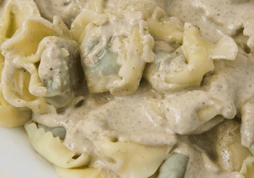 pasta ripiena, pansotti, liguria, piatto tipico