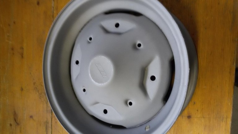 sabbiatura cerchio