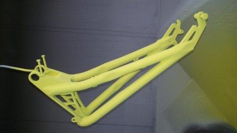 verniciatura telaio bici genova