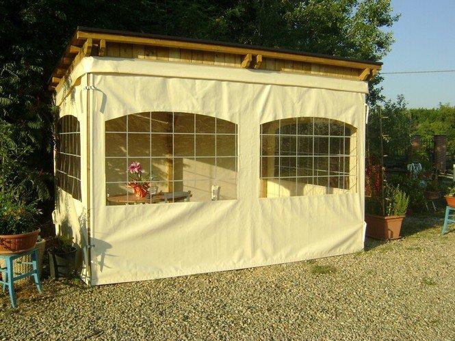 gazebo tenda da giardino