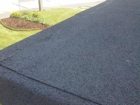 high-quality roof finish