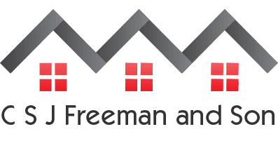 C S J Freeman and Son logo