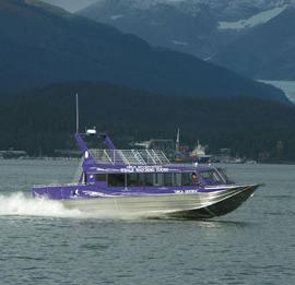 Orca Enterprises Boat
