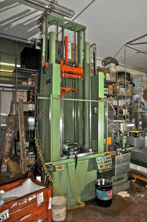 Brocciatura macchine di precisione