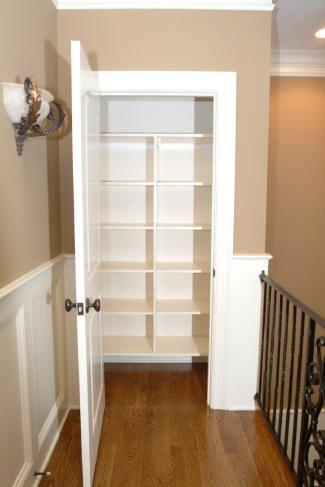 Unique reach-in closets in Covington, KY