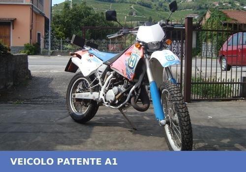 moto, patente a1, scuola guida