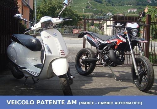moto, cambio automatico, scuola guida