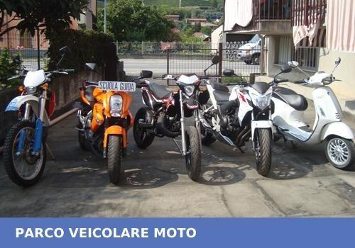 moto, scooter, motorini, scuola guida