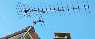 antenna digitale terrestre roma nord