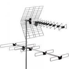 riparazione antenne tv roma