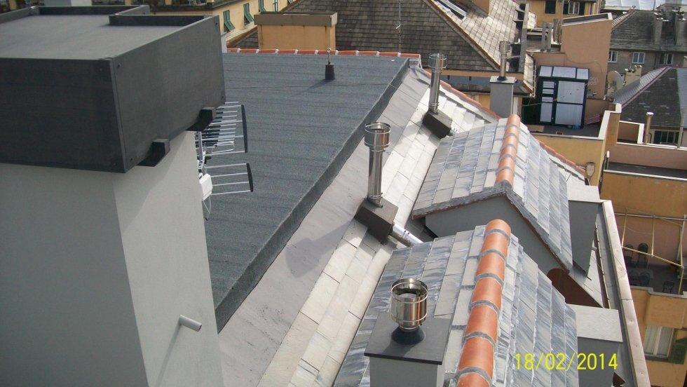 tetti coperture rifacimento