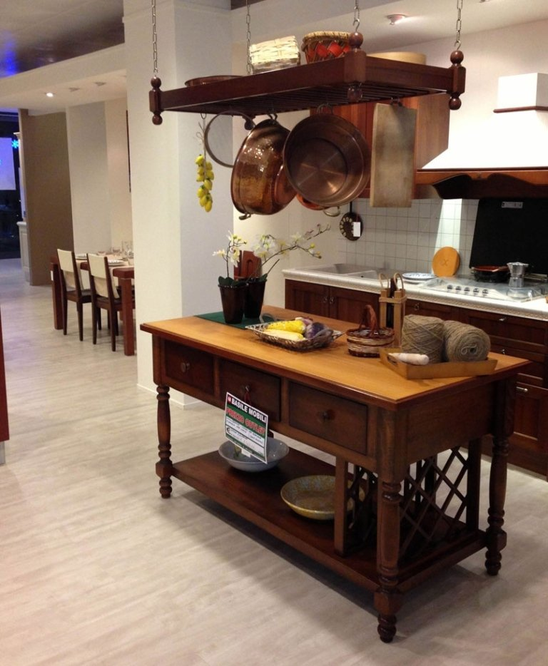 Outlet pianale cucina
