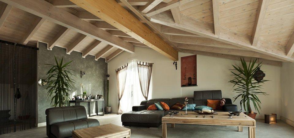 loft converted area