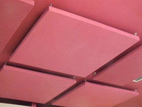 Installazione pannelli per correzione acustica uffici, napoli