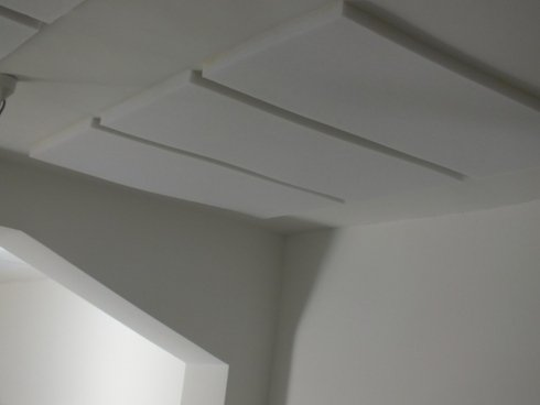 Pannelli fonoassorbenti a soffitto , Napoli, Campania