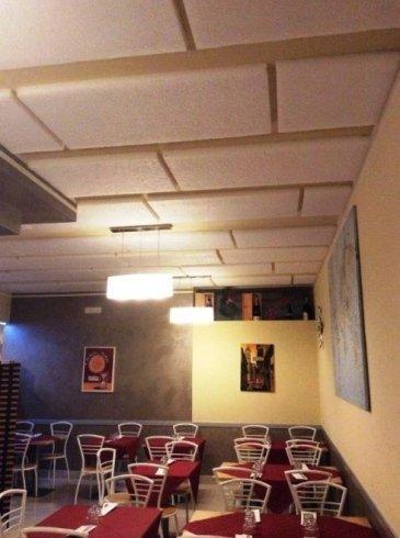 pizzeria con ambienti corretti acustimente, Campania, Napoli, Avellino
