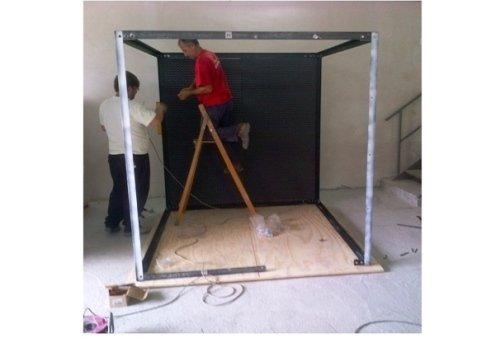 struttura box insonorizzato