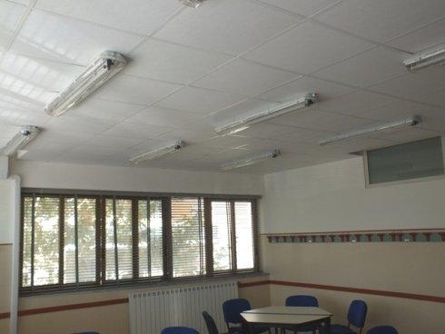 Isolamento acustico con installazione di pannelli fonoassorbenti, Napoli, Campania