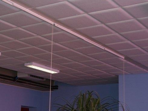 lavori di correzione acustica sala conferenza, napoli