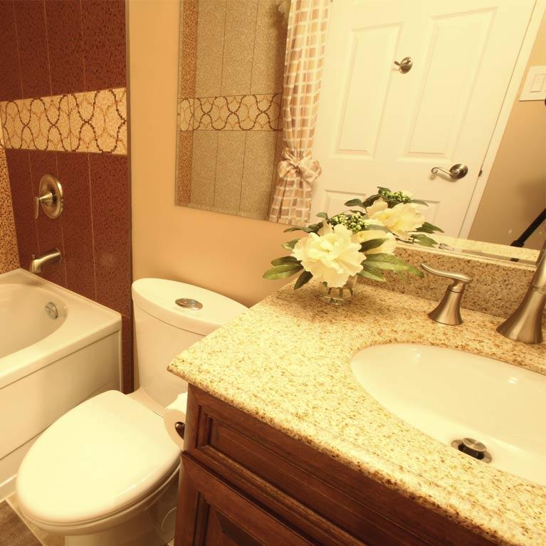 bathroom renovations building services