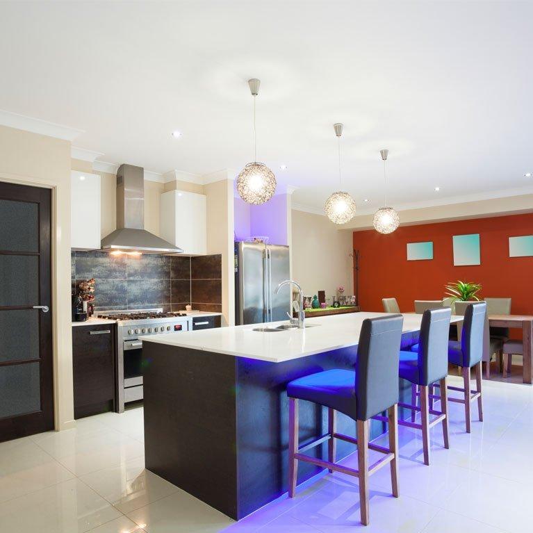 Modern vickers kitchen