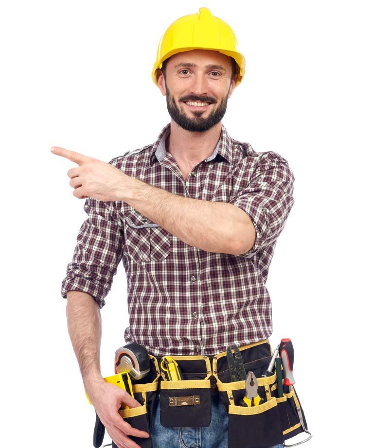 contact quality workmanship