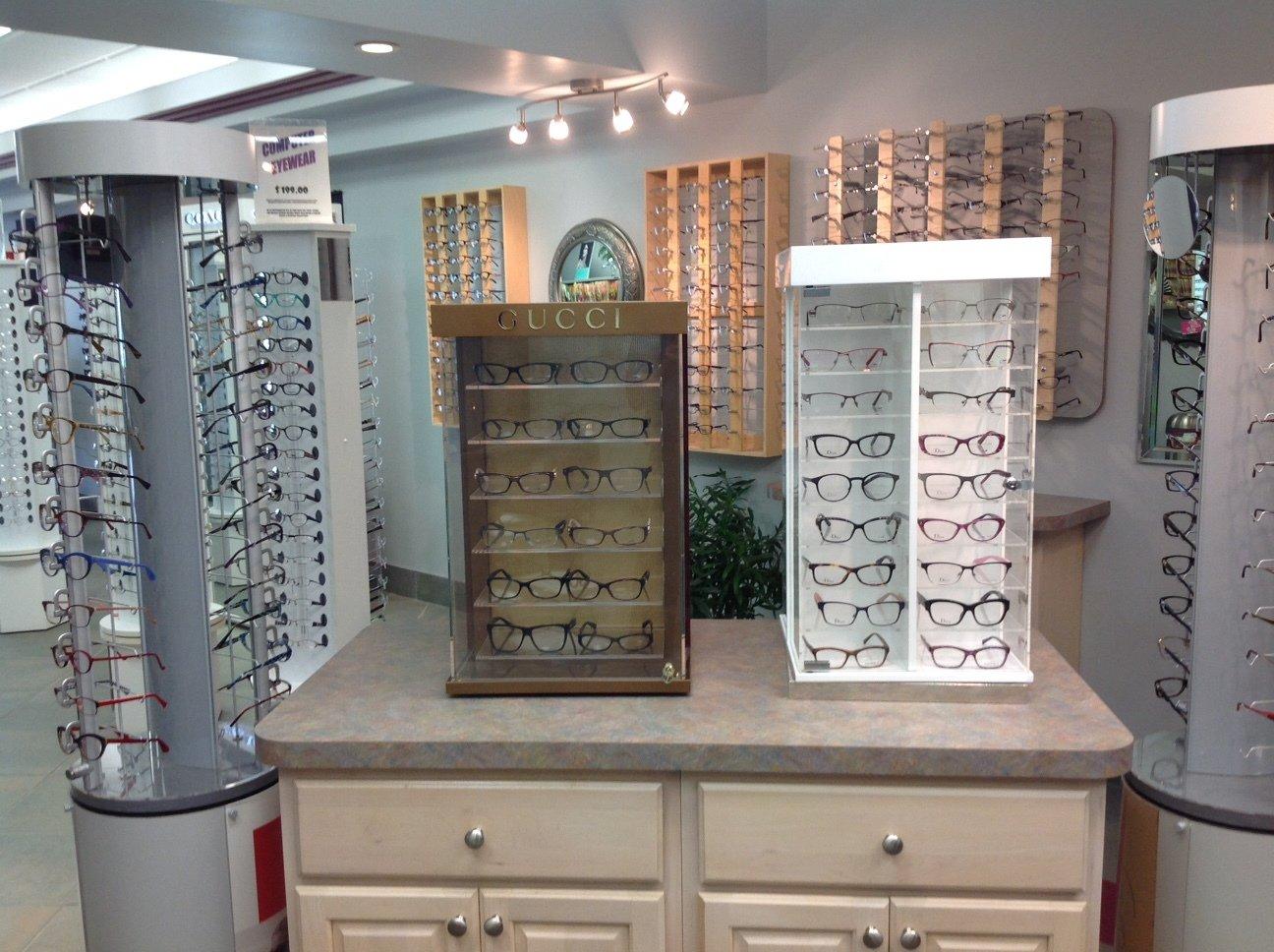Buffalo, NY, Eyeglass Frames