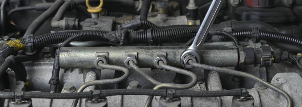 riparazioni motore auto Giacometti