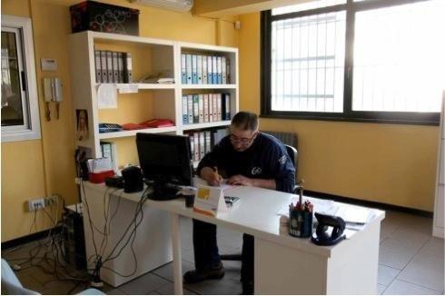 uffici autofficina Giacometti Torino