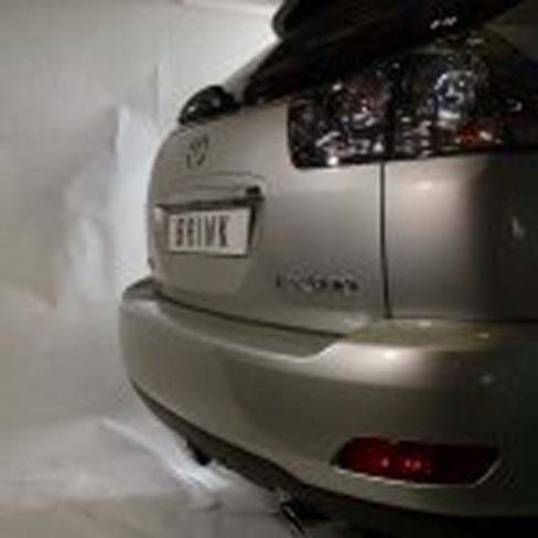 montaggio ganci Lexus
