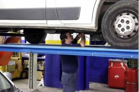 Riparazone furgoni autofficina Giacometti Torino