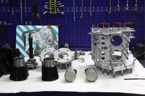 Ricambi motore autofficina Giacometti Torino