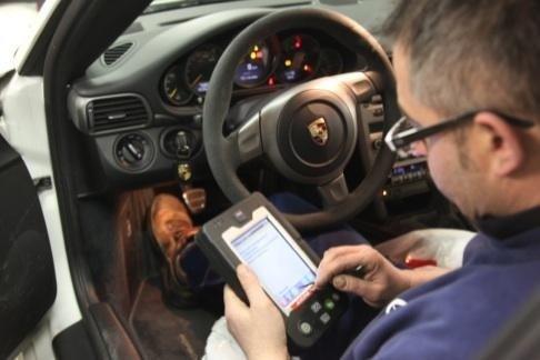 Revisione meccanica autofficina Giacometti Torino