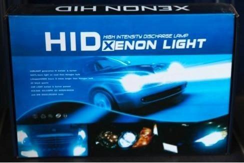 HID Xenon Light autofficina Giacometti Torino