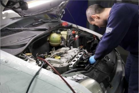 Riparazione impianti GPL autofficina Giacometti Torino