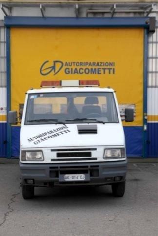 Soccorso stradale autofficina Giacometti Torino
