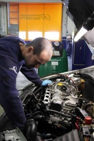 revisione motore autofficina Giacometti Torino