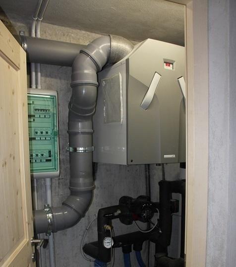 Ventilazione Meccanica Controllata, dettaglio