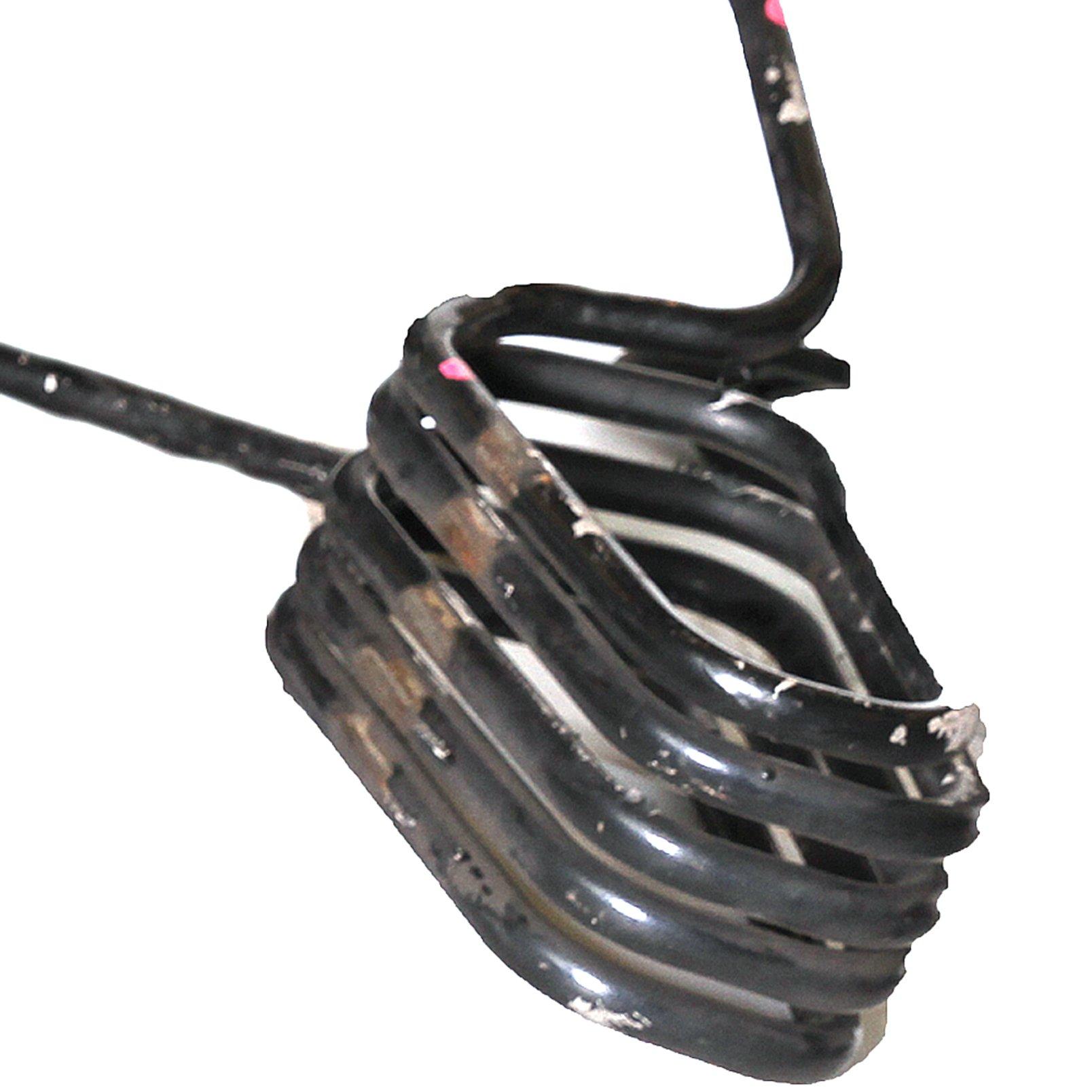 black coloured auto part
