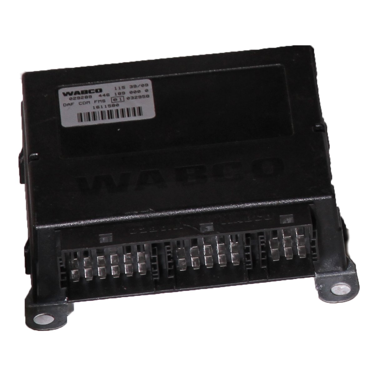 electronic component of truck
