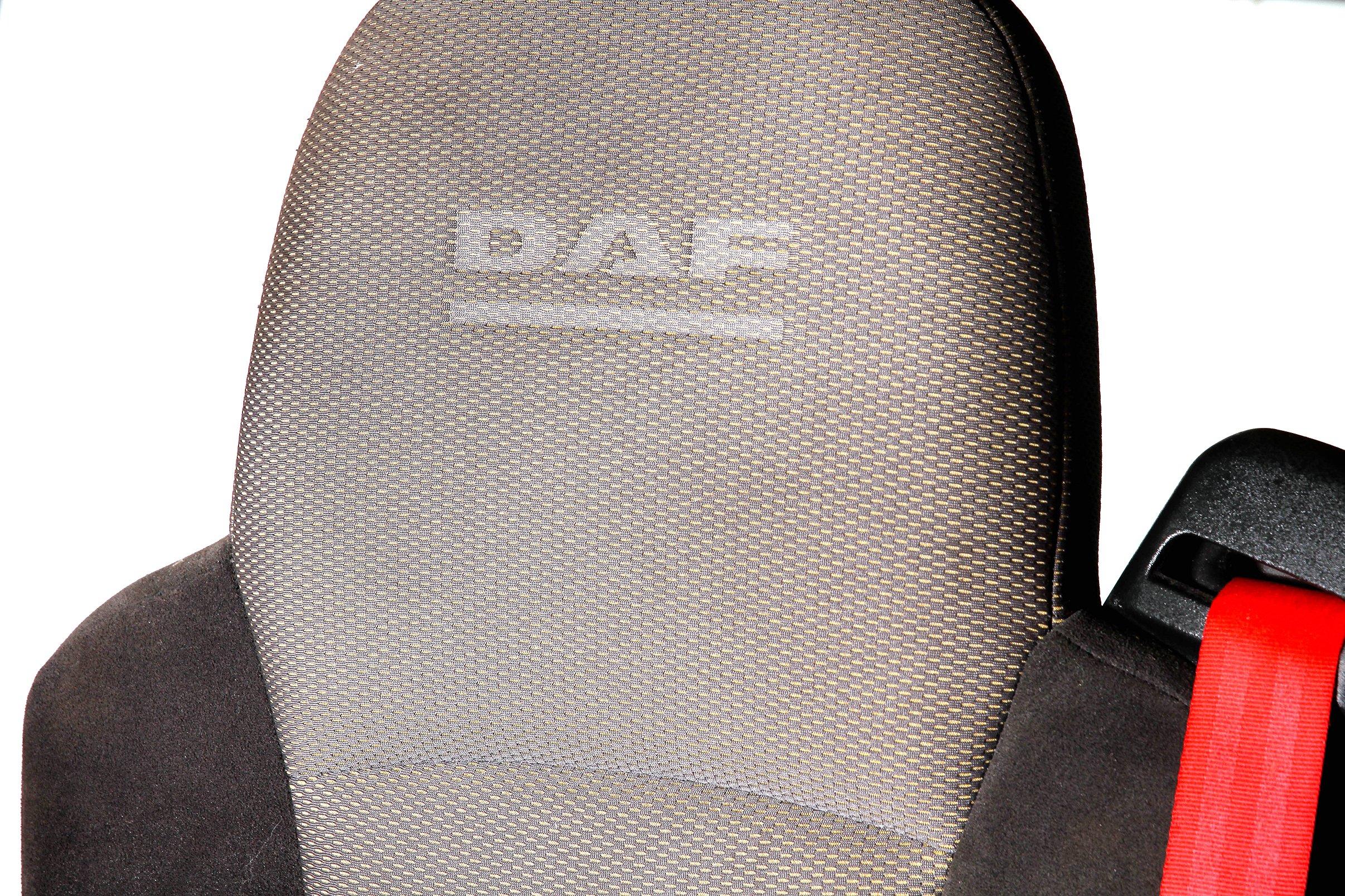 DAF seat