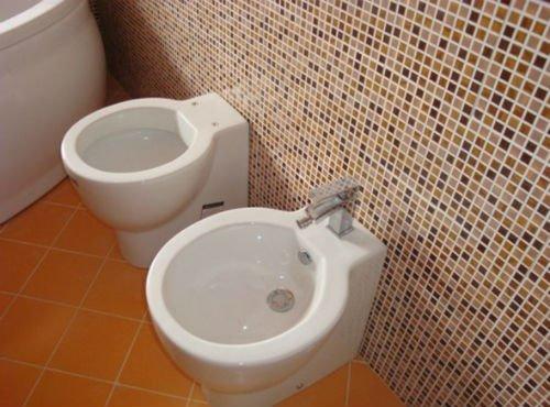 bidet e bagno