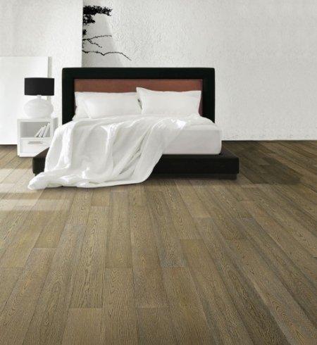 pavimento in legno, rovere verniciato, rovere sbiancato