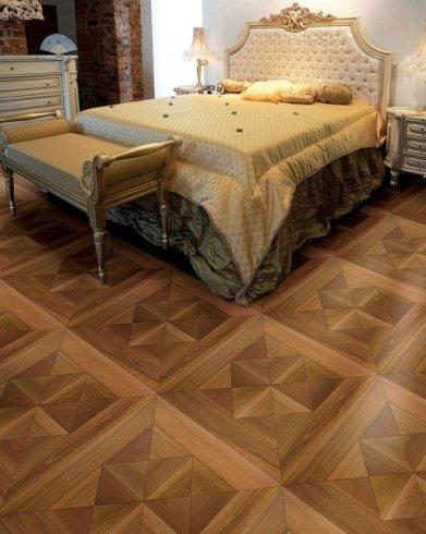 parquet, composizione America, parquet in legno