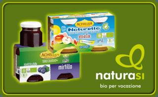 prodotti per l'infanzia bio