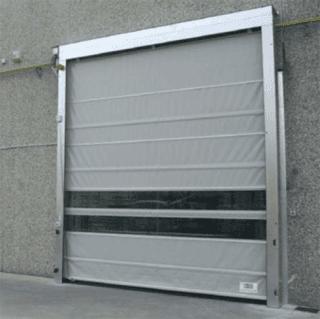 Porte flessibili industriali