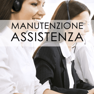Manutenzione assistenza
