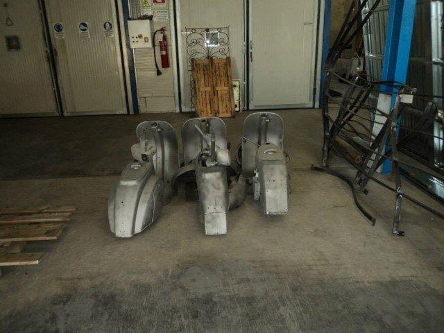 macchinari per sabbiatura e verniciatura
